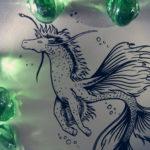hipokamp mitologia