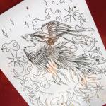 ptak feniks