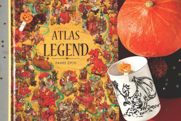 Atlas legend - tom I