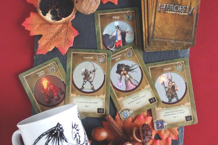Heroes V of Might & Magic Gra Karciana