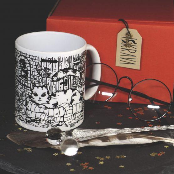 kubek harry potter